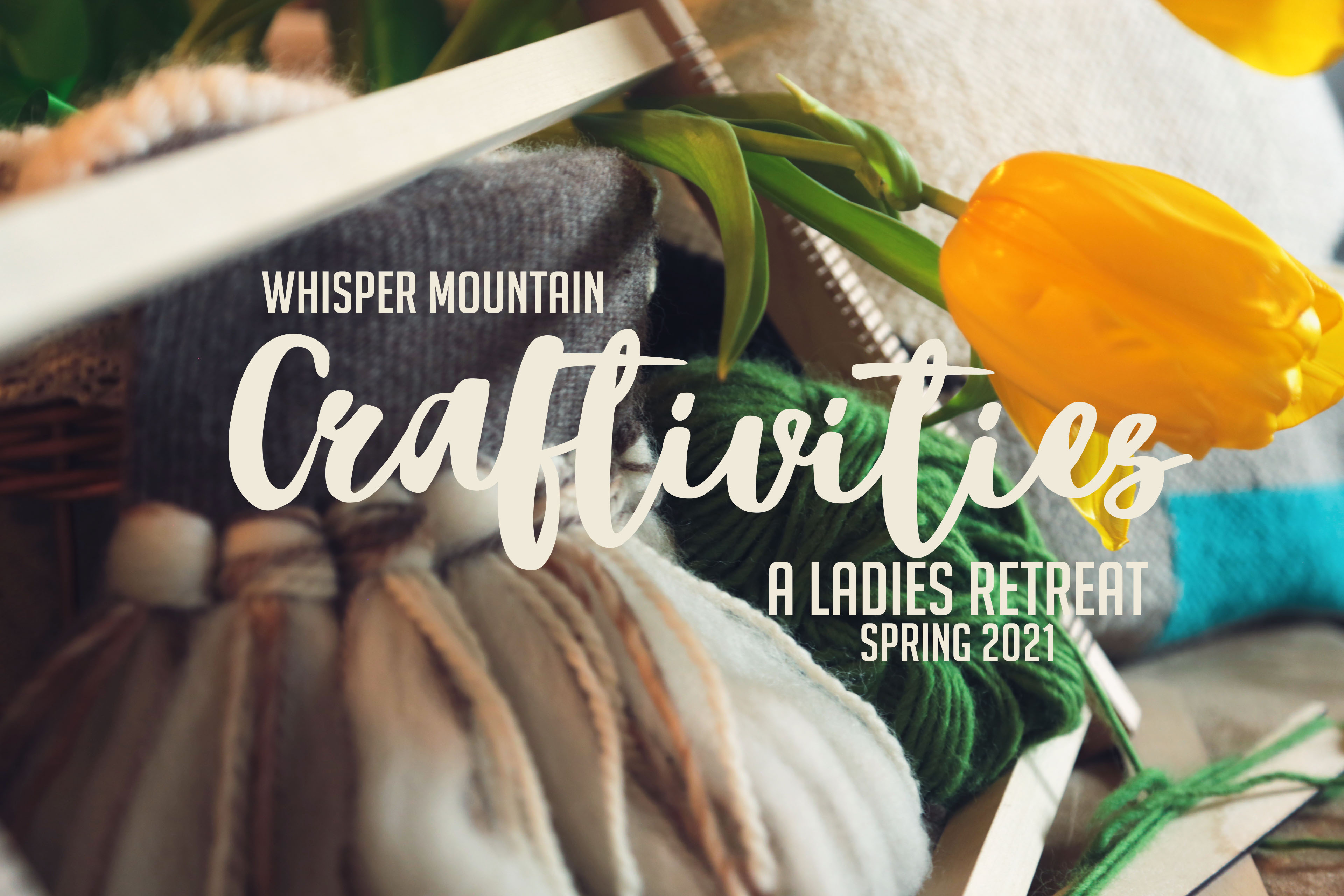Ladies' Craftivities Event
